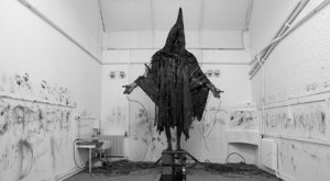 Casting A Dark Democracy, Tim Shaw RA (image shows the sculpture as exhibted elsewhere)