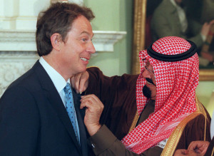 Blair and Abdullah