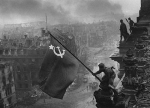 The day after May Day, Berlin, 1944. Close enough, Ivan.