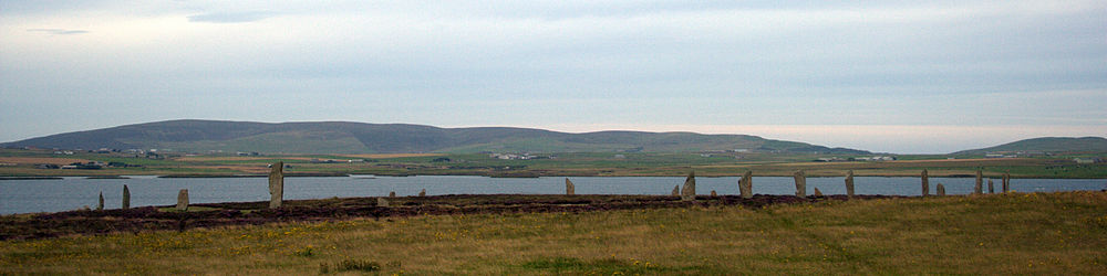 The mystery of Orkney's perfect circle